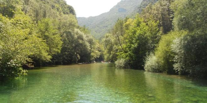 Le Gole del Fiume Calore a Felitto: un'escursione strepitosa nel Cilento