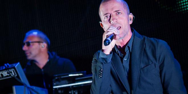 Casal Velino, le foto del concerto di Raf: una serata da incorniciare