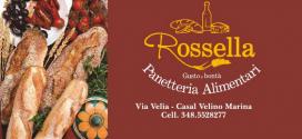 Rossella, Panetteria e Alimentari