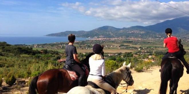 """Equitazione nel Cilento: a Casal Velino il maneggio de """"I Moresani"""""""