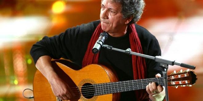 Eugenio Bennato in Concerto a Casal Velino il 30 maggio