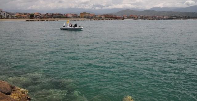 """Casal Velino, con """"Fondali Puliti"""" parte il progetto di archeologia subacquea"""