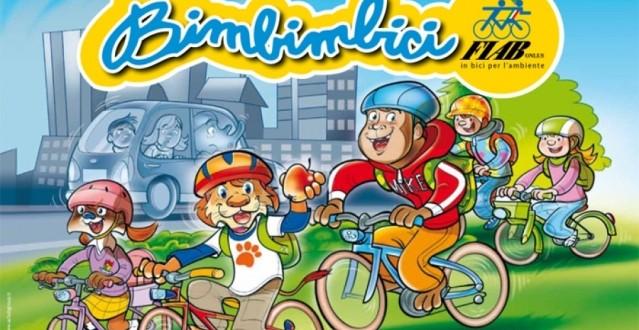 Bimbimbici: passeggiata in bici con i bambini il 25 maggio