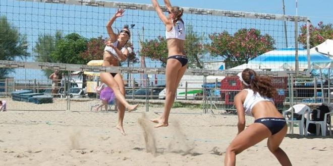 Beach Volley a Marina di Casal Velino dal 3 al 5 agosto